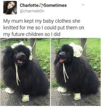 😂😂lol - - - - - - - 420 memesdaily Relatable dank MarchMadness HoodJokes Hilarious Comedy HoodHumor ZeroChill Jokes Funny KanyeWest KimKardashian litasf KylieJenner JustinBieber Squad Crazy Omg ovo Kardashians Epic bieber Weed TagSomeone hiphop trump rap drake: Charlotte Sometimes  v  @charmeleOn  My mum kept my baby clothes she  knitted for me so I could put them on  my future children so I did  swill ent 😂😂lol - - - - - - - 420 memesdaily Relatable dank MarchMadness HoodJokes Hilarious Comedy HoodHumor ZeroChill Jokes Funny KanyeWest KimKardashian litasf KylieJenner JustinBieber Squad Crazy Omg ovo Kardashians Epic bieber Weed TagSomeone hiphop trump rap drake