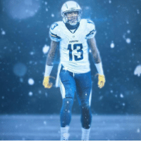 After many expected a big 2016 season from Keenan Allen, a torn ACL in the 2nd quarter of week one put him out for the season. Allen has now lost 26 games to injury in his short 3 year career. Although the back to back season ending injuries sound concerning at 1st glance, they were both pretty fluky. In 2015, Keenan Allen suffered a lacerated kidney, which is very rare. Last season, Allen tore his ACL in week one, but is reportedly well ahead of schedule, and should be fully healthy come week one. With that being said, the crowded recieving core is what scares me the most down in LA. Tyrell Williams emerged as the solid target for Phillip Rivers, to go along with Dontrelle Inman, recently drafted Mike Williams, the TE duo of Hunter Henry and Antonio Gates, and a likely expanded role in the passing game for Melvin Gordon. Allen will likely lead the team in targets, as long as he can stay healthy, but he certainly won't dominate them anymore. His current round 4 ADP is a bit too early for me to land him. fantasyfootball chargers melvingordon keenanallen ffekeenanallen tyrellwilliams mikewilliams hunterhenry antoniogates dontrelleinman: CHARSERS  13 After many expected a big 2016 season from Keenan Allen, a torn ACL in the 2nd quarter of week one put him out for the season. Allen has now lost 26 games to injury in his short 3 year career. Although the back to back season ending injuries sound concerning at 1st glance, they were both pretty fluky. In 2015, Keenan Allen suffered a lacerated kidney, which is very rare. Last season, Allen tore his ACL in week one, but is reportedly well ahead of schedule, and should be fully healthy come week one. With that being said, the crowded recieving core is what scares me the most down in LA. Tyrell Williams emerged as the solid target for Phillip Rivers, to go along with Dontrelle Inman, recently drafted Mike Williams, the TE duo of Hunter Henry and Antonio Gates, and a likely expanded role in the passing game for Melvin Gordon. 