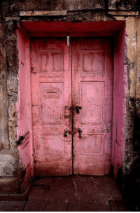 chasingrainbowsforever:  Old Pink Door: chasingrainbowsforever:  Old Pink Door