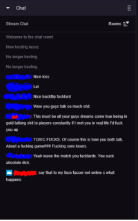 Room wow chat How to