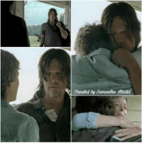 Memes, 🤖, and Joy: Cheated by Samantha  Medel I cried tears of joy to see Daryl and Carol reunited !! ~kathy