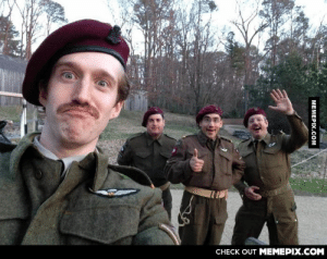 Happy Canada day from the 1st Can para reenactment group!omg-humor.tumblr.com: CHECK OUT MEMEPIX.COM  MEMEPIX.COM Happy Canada day from the 1st Can para reenactment group!omg-humor.tumblr.com