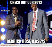 Dwight Howard and D-Wade imitating D-Rose! Credit: Nicky Swanson Hutchison  http://www.lolception.com/2283: CHECK OUT OUR 2013  ONBA  DERRICK ROSE JERSEYS  2283 Dwight Howard and D-Wade imitating D-Rose! Credit: Nicky Swanson Hutchison  http://www.lolception.com/2283