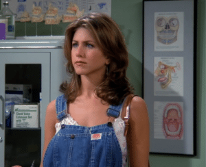 Friends, Target, and Tumblr: Check Valve  Extension Set  with T friends-style:Rachel in 1x02