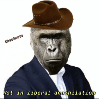 Wot In: Checkmate  Wot in liberal annihilatio