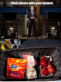 """Memes, Http, and Pink: Chefs please open your baskets  pink  vafe <p>Tonight on Chopped&hellip; via /r/memes <a href=""""http://ift.tt/2n23zrQ"""">http://ift.tt/2n23zrQ</a></p>"""