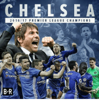 Chelsea, Premier League, and Sports: CHELSEA  2 0 1 6 17 P RE MIER LE A GUE CHA M P 10 NS  EGA  YOKOHAMA  YOKOHAMN TYRES  RAMA  BIR Breaking: Chelsea wins its 2nd Premier League title in the last 3 seasons