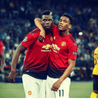 Goals, Memes, and Champions League: CHEVROL Paul Pogba with two goals and an assist ensured Man United got their Champions League quest off to a winning start with a 3-0 win away to Young Boys #ChampionsLeague https://t.co/ji9iZbNfAu