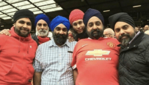 They're back at Old Trafford! It's game over for the rest of the Premier Leauge now. 🔴 https://t.co/ZmuCfLlBs1: CHEVROLET They're back at Old Trafford! It's game over for the rest of the Premier Leauge now. 🔴 https://t.co/ZmuCfLlBs1