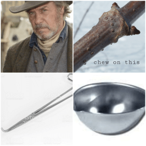 """The """"Old West Doctor"""" or """"he'll die if we don't get him to a hospital"""" Starterpack: chew on this  by Ge  by Getty Images  ges  iStock  iStock  by Getty inaet  by Getty images  iStock  iSto  betty Images  by Getty i  ges""""  iStock  iStock  by Getty Images  by Getty Images The """"Old West Doctor"""" or """"he'll die if we don't get him to a hospital"""" Starterpack"""