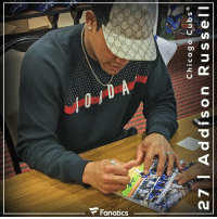 Happy 23rd Birthday to @Cubs SS @Addison_Russell! AddiBomb: Chicago Cubs  27 l Addis on R u s s e II Happy 23rd Birthday to @Cubs SS @Addison_Russell! AddiBomb