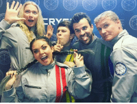 Memes, Watch, and Amazing: Childhood complete! Crystal maze was amazing. Loved my crew can't wait to watch tonight. Channel 4 @ 9pm crystalmaze fun tv