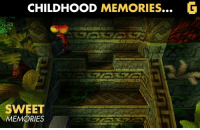 I miss this game so much! Naughty Dog always does an awesome job! #SweetMemories: CHILDHOOD MEMORIES  G  SWEET  MEMORIES I miss this game so much! Naughty Dog always does an awesome job! #SweetMemories