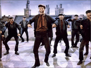 Chimney sweeps on strike in solidarity with the Suffragette Movement (London 1910, colourized): Chimney sweeps on strike in solidarity with the Suffragette Movement (London 1910, colourized)