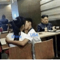 "China, Usa, and Via: China USA <p>What ya think? via /r/MemeEconomy <a href=""https://ift.tt/2Htd93b"">https://ift.tt/2Htd93b</a></p>"