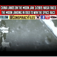 Double tap and tag a friend! 👊🏼🇨🇳 (Comment your thoughts below) ConspiracyFiles ConspiracyFiles2 FakeMoonLanding Apollo11 ChinaLandsOnMoon Rothschild CorporationSlayer NASA AlienCivilization Area51 UncleSam UncleScam WakeUpSheeple Sheeple GlobalElite NewWorldOrder IlluminatiPuppets Illuminati ConspiracyFact Conspiracy ConspiracyTheories ConspiracyTheory ConspiracyFiles Follow back up page! @conspiracyfiles2 Follow @uniformedthugs Follow @celebrityfactual Follow @unexplainedvids Follow @historypicture.s Follow @th3six Follow @ratchethoodvids Follow @terrorclipz Follow @simpsonsprediction.s Follow @horoscopefiles Follow @conspiracypic: CHINALANDS ON THE MOONJAN 3/2819.NASA FAKED  THE MOON LANDING IN 1969 TO WINTHESPACE RACE  FOLLOW @CONSPIRACYFILES。ぼし セ, Double tap and tag a friend! 👊🏼🇨🇳 (Comment your thoughts below) ConspiracyFiles ConspiracyFiles2 FakeMoonLanding Apollo11 ChinaLandsOnMoon Rothschild CorporationSlayer NASA AlienCivilization Area51 UncleSam UncleScam WakeUpSheeple Sheeple GlobalElite NewWorldOrder IlluminatiPuppets Illuminati ConspiracyFact Conspiracy ConspiracyTheories ConspiracyTheory ConspiracyFiles Follow back up page! @conspiracyfiles2 Follow @uniformedthugs Follow @celebrityfactual Follow @unexplainedvids Follow @historypicture.s Follow @th3six Follow @ratchethoodvids Follow @terrorclipz Follow @simpsonsprediction.s Follow @horoscopefiles Follow @conspiracypic