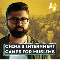 Memes, Muslim, and China: CHINA'S INTERNMENT  CAMPS FOR MUSLIMS More than a million Uighurs are in internment camps in China. And China's doing it to erase their Muslim identity.