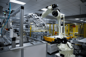 Chinese manufacturer claims 'first' fully automated production line ...: Chinese manufacturer claims 'first' fully automated production line ...