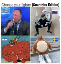 Smashing, Looking, and Great: Choose your fighter (Countries Edition) Smash Ultimate is Looking Great Guys