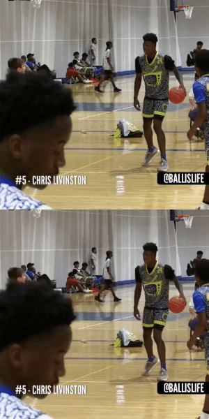 Chris Livingston is the #5 ranked player in the class of 2022 in @espn rankings that just dropped! https://t.co/aTGMEkjq3e: Chris Livingston is the #5 ranked player in the class of 2022 in @espn rankings that just dropped! https://t.co/aTGMEkjq3e