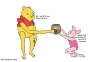 chris (Simpsons artist)  give me all of your  bee syrup now  bee syrup  please dont  take it from me  my wife is  pregnant bee_irl