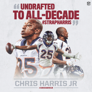 .@ChrisHarrisJr reminding us how far he's come. 💯 https://t.co/IZFhGbnygN: .@ChrisHarrisJr reminding us how far he's come. 💯 https://t.co/IZFhGbnygN