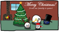 Merry Christmas!: Chrismas  From our family to yours!  O O Merry Christmas!