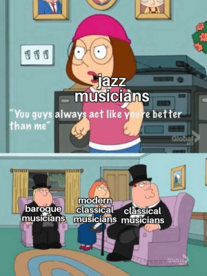 chrispalmermusic:  When you go in classical ensemble while being a jazz musician yourself: chrispalmermusic:  When you go in classical ensemble while being a jazz musician yourself