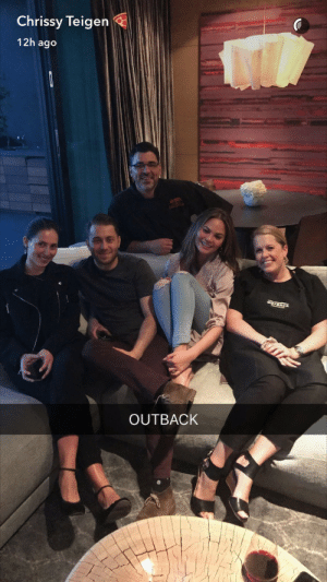 memehumor:  Chrissy Teigen fulfills her dream of learning to make Outback Steakhouse's Bloomin' Onion.: Chrissy Teigen  12h ago  OUTBACK memehumor:  Chrissy Teigen fulfills her dream of learning to make Outback Steakhouse's Bloomin' Onion.