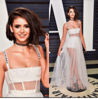 Memes, 🤖, and Her: CHRISTI  HRISTIA  EHRISTIA [2017 Vanity Fair Oscar Party on February 26] This is not one of my favorite dresses (Dior) but she still looks stunning 😍👌🏻 What do you think of her look?