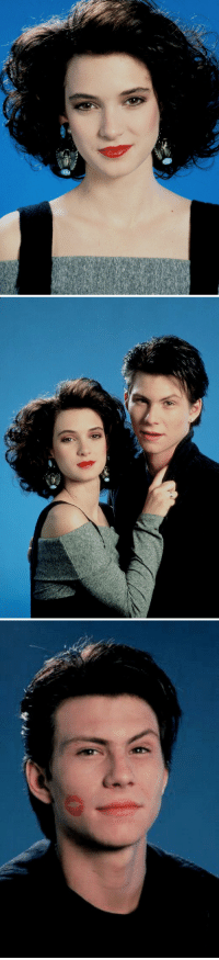 Target, Tumblr, and Blog: christianslatcr: Heathers Promotional Photos - 1988