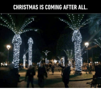 9gag, Christmas, and Dank: CHRISTMAS IS COMING AFTER ALL. Whoever did this knew exactly what they were doing. 9gag.com/tag/christmas?ref=fbpic