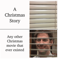 Christmas, Drake, and Movie: Christmas  Story  Any other  Christmas  movie that  ever existed Versatile merger of drake/smug Jim = huge returns, Invest Now!!! via /r/MemeEconomy https://ift.tt/2FPnGp9