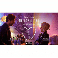 Guys, really proud to share this flick with you all. It's got Ashley Benson, Shiloh Fernandez, Adisson Timlin, Mary Louise Parker and me. Check it in LA or NYC or get it on iTunes now. It's fun, I promise 😘😘😘: CHRONIGALL  METROPOLITAN  _ August 4th  Ne  Los Angel  Leammle's Monica  es  Get it on  貧iTunes Guys, really proud to share this flick with you all. It's got Ashley Benson, Shiloh Fernandez, Adisson Timlin, Mary Louise Parker and me. Check it in LA or NYC or get it on iTunes now. It's fun, I promise 😘😘😘
