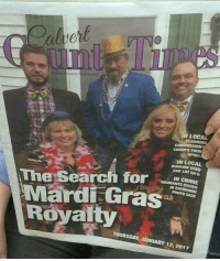 "Tumblr, Blog, and Http: Ci  IN LOCAL  PLANNING  CHAIR'S FIRIN  IN LOCAL  DUNKIRK USED  CAR LOT OKD  The Search fo  IN BATHROOM  Mardi Gras  Royalty  THURSDAY, JANUARY 12,2017 <p><a href=""http://memehumor.tumblr.com/post/156080593898/calvert-county-times"" class=""tumblr_blog"">memehumor</a>:</p>  <blockquote><p>Calvert COUNTY Times…</p></blockquote>"