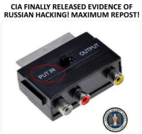 Oh no!! am busted :( ... Is made of Vladimir Xie ~ MarinManson: CIA FINALLY RELEASED EVIDENCE OF  RUSSIAN HACKING! MAXIMUM REPOST! Oh no!! am busted :( ... Is made of Vladimir Xie ~ MarinManson