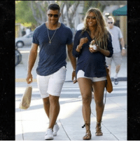 Cars, Ciara, and Memes: Ciara & Russell Wilson- out and about after car crash. ciara russellwilson tmzsports tmz