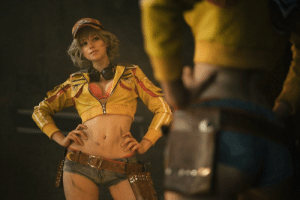 Cosplay, Final Fantasy, and Final Fantasy Xv: Cindy Aurum cosplay from Final Fantasy XV
