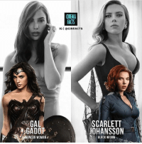 Beautiful, Crazy, and Facts: CINEMA  FACTS  IG I @CINFACTS  SCARLETT  JOHANSSON  GADOT  ONDER WOMAN  BLACK WID0W Wonder Women Or Black Widow ? 😍😍😍 🍤 Follow us @viralvideos.x for Daily Viral Posts 🍫 Tag a Friend to Share 📷 Credit: @ DM? amazing life adventure people men boys girls crazy lovely time beauty beautiful speed girl food water adrenaline animal nature fitness