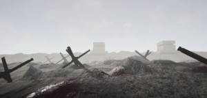 Cinematic Shot from a game I am solo developing: Cinematic Shot from a game I am solo developing