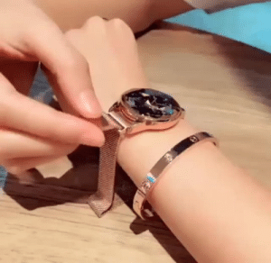cinnamonazzy: livelaughlovematters:  A timepiece centred with elegance and sophistication at the forefront. With a multifaceted, bevelled face design, light is reflected from numerous angles, resulting in an extraordinary glistening effect. Designed to fit the wrist of all sizes, the magnetic strap system is manufactured from high-grade stainless steel. The lacquer coat is added at the final stage. This ensures the ultimate protection against general wear which helps minimise any scratching. This is the perfect Gift for your friends and family! => GET YOURS HERE <=    Coolest watch ever  : cinnamonazzy: livelaughlovematters:  A timepiece centred with elegance and sophistication at the forefront. With a multifaceted, bevelled face design, light is reflected from numerous angles, resulting in an extraordinary glistening effect. Designed to fit the wrist of all sizes, the magnetic strap system is manufactured from high-grade stainless steel. The lacquer coat is added at the final stage. This ensures the ultimate protection against general wear which helps minimise any scratching. This is the perfect Gift for your friends and family! => GET YOURS HERE <=    Coolest watch ever