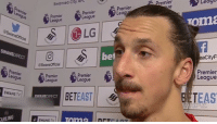 ZLATAN'S REPLY TO FINDING OUT HE SCORED THE 25,000 PREMIER LEAGUE GOAL: City AFC  Swansea eague  bet  8Swans Official  eague  SWANS TV  BET  EAST  SWANS DIRECT  Torma  SWANS TY  emier  Leag  TOma  CityF  Premier  League  TEAS ZLATAN'S REPLY TO FINDING OUT HE SCORED THE 25,000 PREMIER LEAGUE GOAL
