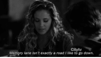 http://iglovequotes.net/: Citytv  Memory lane isn't exactly a road I like to go down. http://iglovequotes.net/