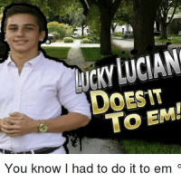 He is way too OP in smash bros: CKY LUCIAN  DOES IT  TO EM!  You knowT had to do it to em He is way too OP in smash bros