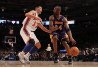 "38 points. Outscored Kobe. First national TV game.  Seven years ago today, ""Linsanity"" became real.: Cl  1-49 38 points. Outscored Kobe. First national TV game.  Seven years ago today, ""Linsanity"" became real."