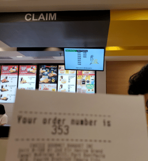 McDonalds, Meme, and Best: CLAIM  Now Serving... Now Preparing..  341 146  343 354  345 355  350  351  352  144  MegaMEALS  OUR BEST-TASTING  OUR BEST-TASTING  H05  150  152  CHICKEN  MCDO  Welcome to McDonald's!  CHICKEN  MCDO  Mega-sullt, Mega-sarap!  Coca ColaLA  107  MEGA B  gtr  140  83  AUCY SULT  SARAP  A BOWLFUL  OF HAPPINESS  A 1-pc. Chicken McDo  Fries  140  E 1-pc. Chicken McDo  with McFurry and Fries  EACH  NEW!  VALUE RICE MEALS  MCSAVERS  OUR BEST-TASTING CHICKEN VALUE MEALS  OUR BEST-TASTING CHICKEN VALUE MEALS  Coca Colal  M  McCat  kad Ce  Driginal  Semda  39  29  MeCa  29  29  1-PC. MUSHROOM  PEPPER STEAK  Ao alable in  CocaCola  SPICY  F 6-pc. McNuggets  with Fries  B 2-pc. Chicken McDo  BRY  HEGA C  with fries and drik  NAL  89  167  147  150  with drink  SAUCY SULIT  SARAP  67  169  ORIOINAL  HEFLOAT  G 6-pc. McNuggets  McCafe  with Rice  145  Milk Tea  McFloat  CRISPY CHICKEN  FILLET  1-pc. Chicken McDo  with Mushroom Soup  McSpaghetti  NEW  CocaCola  with fries and drink  H 8-pc. Chicken  McShare Box  DRENAL  89  125  with drick  49 65  93  SPICT  69  WINTERMELON  127  CLASSIC  REGULAR  LARGE  1-pc. Chicken McD  95  97  Your order nunber is  353  a  83 now ik what that one guy in the meme felt like