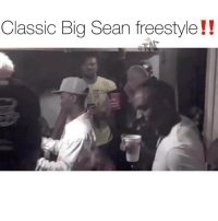 Big Sean, Friends, and Memes: Classic Big Sean freestyle!! bigsean had all of goodmusic on the tour bus listening to him spit back in 2009‼️( via @defjam ) Follow @bars for more ➡️ DM 5 FRIENDS