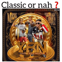 5 years ago migos drop yrn ➡️ DM 5 FRIENDS FOR A SHOUTOUT: Classic or nah ?  @rap  s. 5 years ago migos drop yrn ➡️ DM 5 FRIENDS FOR A SHOUTOUT