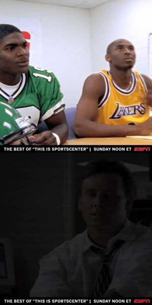 Classic SportsCenter commercials are better than the current SportsCenter show https://t.co/qCihqAkNnJ: Classic SportsCenter commercials are better than the current SportsCenter show https://t.co/qCihqAkNnJ