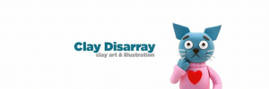 Memes, 🤖, and Art: Clay Disarray  clay art & illustration